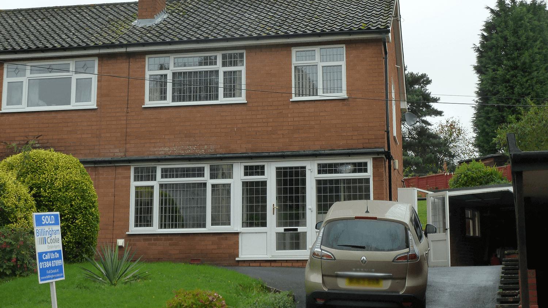 Lichfield Houses surveyed